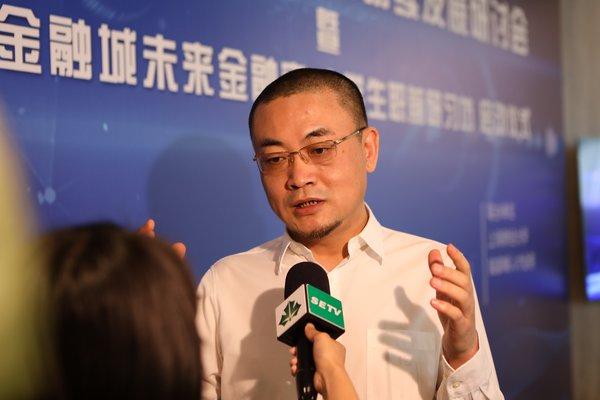 BOSS直聘CEO 赵鹏接受媒体采访